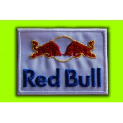 Parche Red Bull